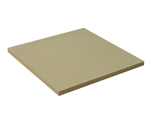 square tile brown